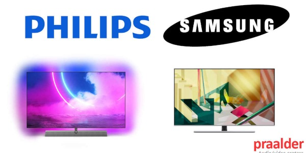Philips of Samsung tv - Dé 5 verschillen