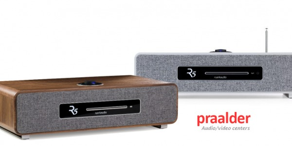 Ruark Audio R5 muzieksysteem